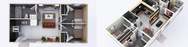 Composite House Plans